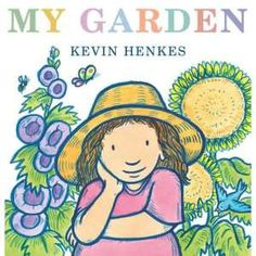 "Last week, my storytime theme was flowers and the garden! I started off storytime with a great book, ""My Garden"" by Kevin Henkes. This is a great book that would work for a lot of diffe… Best Children Books, Toddler Books, Childrens Books, Earth Day Pictures, Kevin Henkes, Farmhouse Books, Preschool Garden, April Preschool, Chocolate Rabbit"