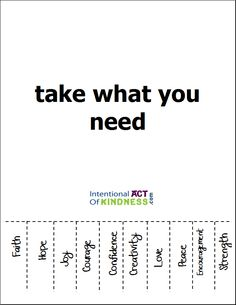 image about Take What You Need Printable identified as 34 Most straightforward Consider What Your self Have to have Posters pics within just 2017 Acquire