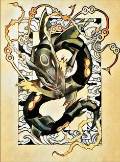 Mega Rayquaza by on DeviantArt Pokemon Manga, Pokemon Pins, All Pokemon, Pokemon Cards, Mega Rayquaza, Pokemon Rayquaza, Tous Les Pokemon, Witcher Tattoo, Sapphire Pokemon
