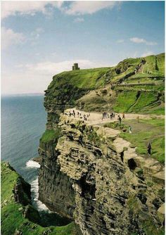 Cliffs of Moheir - Ireland