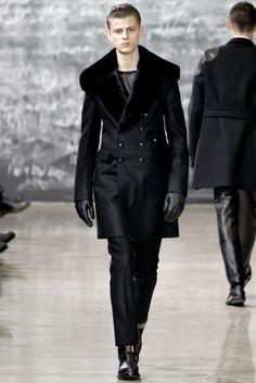 Fall 2012 Menswear - Saint Laurent
