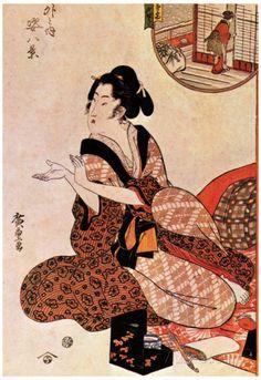 utagawa-hiroshige-geisha-art-print-poster.jpg (335×488)