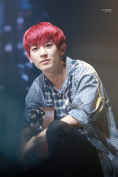 Chanyeol - 160723 Exoplanet #3 - The EXO'rDium in Seoul Credit: Now and Then.