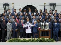 Patriots travel to the White House | New England Patriots
