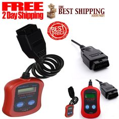 Scanner Diagnostic Obdii OBD2 Car Code Reader Professional  MS300 Free Shipping #Autel