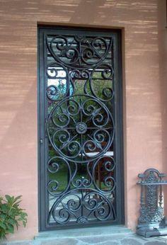 porte da esterno in legno con vetro - Cerca con Google