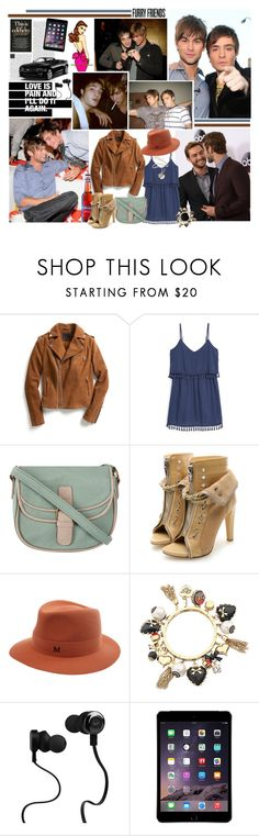 """""""Ed Westwick and Chace Crawford"""" by babovka ❤ liked on Polyvore featuring Disney, Exclusive for Intermix, MANGO, Dorothy Perkins, Alexander Wang, Maison Michel, Betsey Johnson and Monster"""