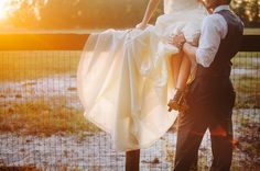 barrington hill farm wedding photos