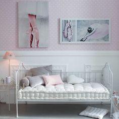 ballet kamer, meisjeskamers
