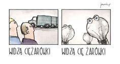 ciężarówki - Paweł Jaroński