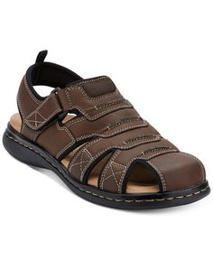 Dockers Men's Searose Closed-Toe Fisherman Sandals - B Crocs Flip Flops, Flip Flop Sandals, Strap Sandals, Mens Slide Sandals, Outdoor Men, Shoes Sandals, Tommy Hilfiger, Nike, Sport