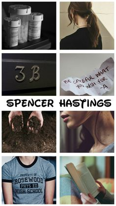 Spencer Hastings ❤️