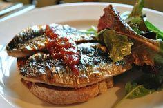 Intro to Cornish Food and Drink: Cornish Sardines aka Scrowlers