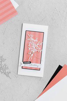 Eine Geburtstagskarte in der Farbkombination Calypso, Flüsuertweiß und Schwarz, welche sowohl mit dem Sale-a-Bration Stempelset Beste Wünsche als auch mit dem Designerpapier Blumengarten von Stampin' Up! gebastelt wurde