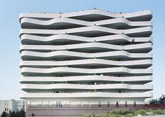 projeto de habitação social nos subúrbios de Paris.  veja mais no bim.bon: http://www.bimbon.com.br/arquitetura/arquitetura_social_projeto_de_conjunto_habitacional
