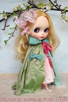 For Jair ≈ Prairie Rose ≈ by Kikihalb ♧ Forest~Tales ♧, via Flickr