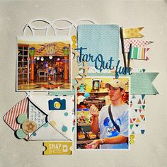 several kits used - Creatively Savvy: Time for the Scraptastic 4th Anniversary Crop!