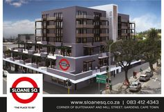 Sloane Square – Cape Town South Africa