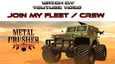 Metal Crusher - Fleet Crew Friend Code Exchange - (iOS)