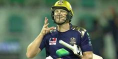 Quetta Gladiators became the champion of the PSL for the first time. Shane Watson, National Stadium, Gladiators, The One, First Time, Champion, Two By Two, Running, News