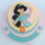 Disney Aladdin Birthday Cake
