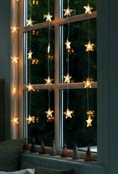2013 Christmas window decor, Christmas LED star, 2013 Christmas interior window decor