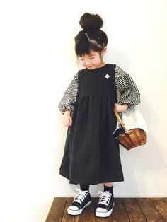 Little Girl Fashion Clothes Little Girl Fashion Clothes, Kids Fashion Boy, Little Girl Dresses, Toddler Fashion, Toddler Outfits, Outfits Niños, Kids Outfits, Fashion Outfits, Fashion Fall