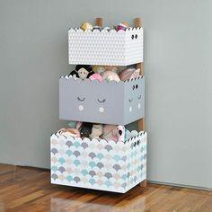 Baby Bedroom, Baby Room Decor, Girls Bedroom, Bedroom Decor, Bedroom Ideas, Kids Decor, Diy Home Decor, Kids Room Design, Toy Boxes