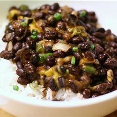 Amy's Spicy Beans and Rice Allrecipes.com