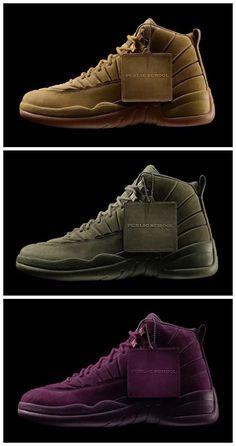 5186789117ed PSNY Air Jordan 12 Retro Mens shoes Free Shipping Size 40-47