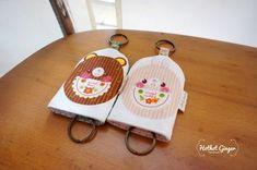 Hothot Ginger ♥ Handmade Craft 手作杂货: key holder