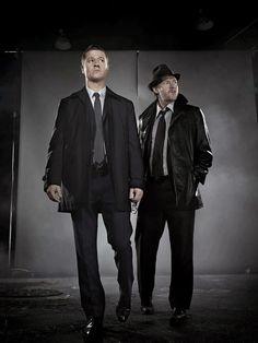 Ben MacKenzie - Jim Gordan - Donal Logue - Harvey Bullock - Gotham