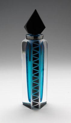 Blue Diamond - Perfume Bottles.  Encore price: $195
