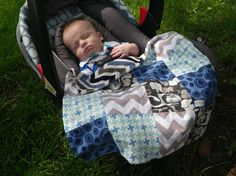 Custom Made Carseat Blanket Car Seat Blanket, Baby Car Seats, Custom Made, Projects To Try, Buy And Sell, Mint, Children, Handmade, Stuff To Buy
