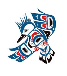 Northwest Indian Art Prints | Prints - Glen Rabena, Northwest Coast Native Artist