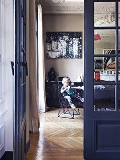 Un intérieur parisien so chic - FrenchyFancy (14)