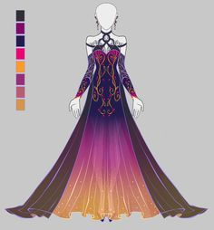 [OPEN] Dress adopt - Auction by onavici.deviantart.com on @DeviantArt