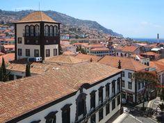La #mairie de #Funchal. #Madère #Portugal