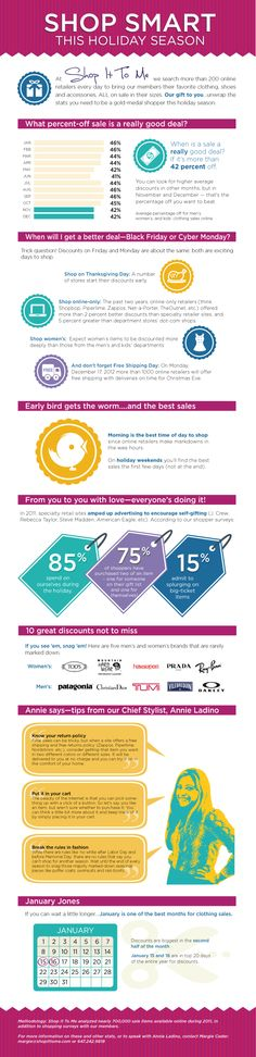 Infographic: Shop Smart This Holiday Season