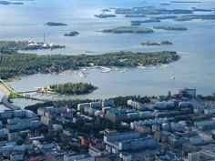 Gulf of Bothnia, Vaasa, Finland.