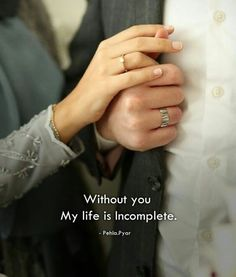 Allah hm dono ko kbhi alag na kre aameen. Love Marriage Quotes, Muslim Couple Quotes, Love Quotes For Girlfriend, Muslim Love Quotes, Soulmate Love Quotes, Couples Quotes Love, Love Husband Quotes, Wife Quotes, Islamic Love Quotes