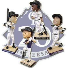 images  of colorado rockies baseball players 2013 | Whoopass Enterprises | The Original Custom Bobbleheads Blog