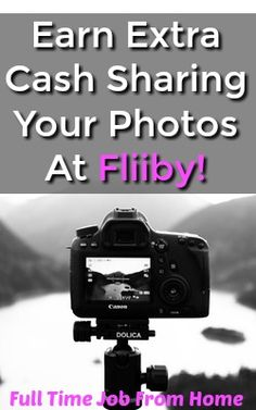Learn How You Can Earn Ad Revenue For Your Photos at Fliiby!