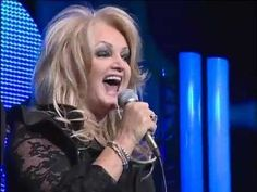 Bonnie Tyler- Simply the best ( Live in Moscow ) - YouTube