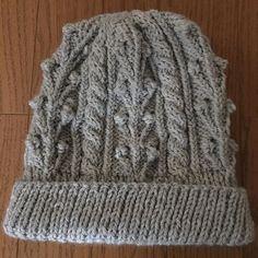 秋冬にピッタリ!無料の編み図で可愛いベレー帽を編んでみよう|MARBLE [マーブル]