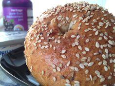 recetas postres americanos recetas delikatissen recetas bagels integrales Recetas Americanas receta pan americano receta fácil de bagels com...