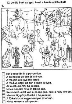 NÉMA ÉRTŐ OLVASÁS FELADATLAPOK 1. OSZTÁLY - tanitoikincseim.lapunk.hu Dysgraphia, Special Needs, Special Education, Kindergarten, Language, Teaching, Comics, School, Books