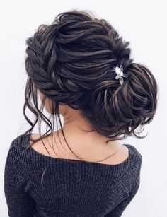 Best Wedding Hairstyles : Featured Hairstyle: ELSTILE Hair & Makeup; www.elstile.com; Wedding hairstyle id