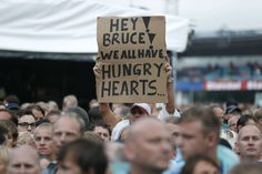 Bruce Springsteen & The E Street Band at Ullevi, Gothenburg, July 28, 2012