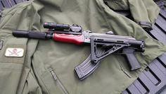 New AK M92 with folding stock - Survivalist Forum